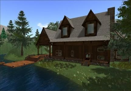 Linda Kellie's Country Cabin region.