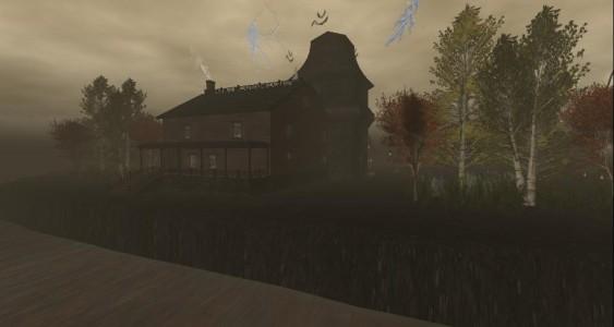 Oculus Rift-ready Halloween build. (Image courtesy Island Oasis.)
