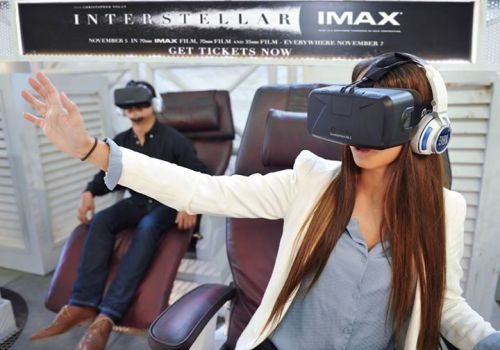 Fans of the movie Interstellar were about to virtually tour the film's space ship. (Image courtesy Paramount Pictures.)