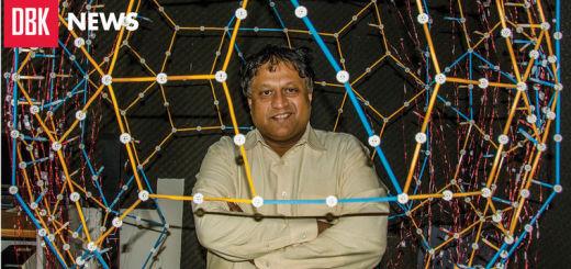 Professor Ramani Duraiswami. (Image courtesy The Diamondback.)