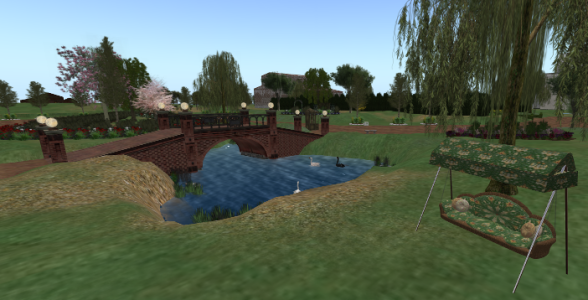 The Park build on Exo-Life grid. (Image courtesy Exo-Life.)