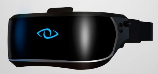 The Three Glasses virtual reality headset. (Image courtesy Jingweidu Technology Co., Ltd.)