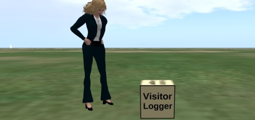 Visitor Logger