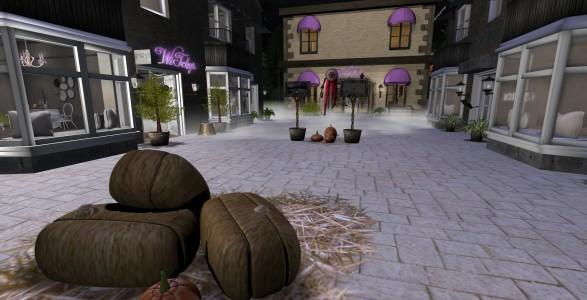 Halloween on Zandramas. (Image courtesy Zandramas Grid.)