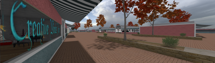 The new Sifton Mall. (Image courtesy 3rd Rock Grid.)