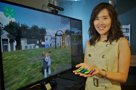 Sun Joo (Grace) Ahn. (Image courtesy Sun Joo Ahn.)