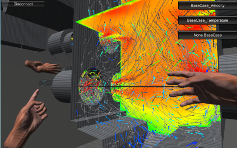 (Image courtesy Center for Innovation through Visualization and Simulation at Purdue University Calumet.)