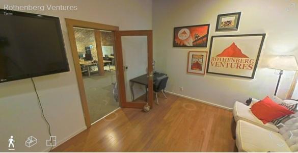 Rothenberg Ventures offices. (Image courtesy Rothenberg Ventures.)
