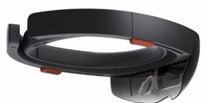 HoloLens. (Image courtesy Microsoft.)