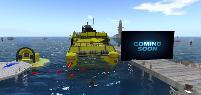 Coming soon on Next Reality Grid -- submarine tours.