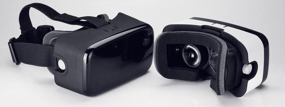XG VR. (Image courtesy I Am Cardboard.)