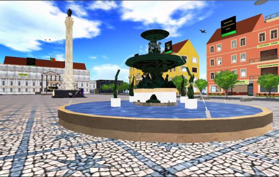 Digital Lisbon (Image courtesy Carlos Loff.)