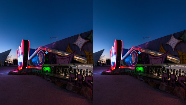 The Neon Museum in Las Vegas.