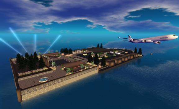 Virtual Life grid boasts working BulletSim vehicles. (Image courtesy Virtual Life.)