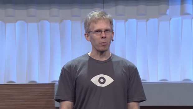 Industry pioneer John Carmack was one of last year's featured speakers.