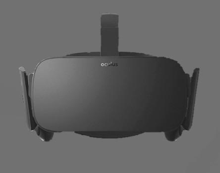 (Image courtesy Oculus VR.)