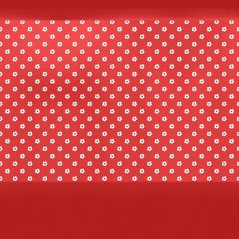 Red skirt bake