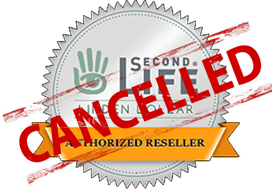 Reseller program cancelled
