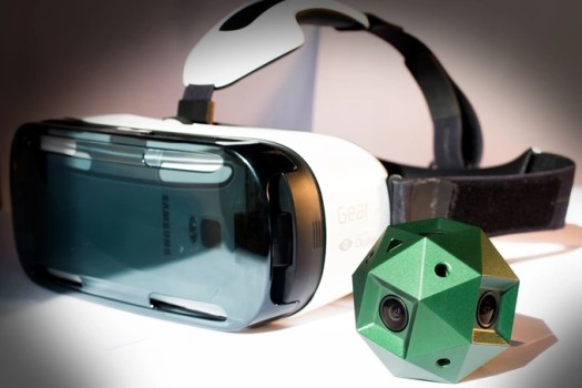 Sphericam 2 has been designed to deliver the specific resolution and frame rate of today's VR Headsets such as Oculus Rift and Gear VR: 4096x2048 pixels at 60 frames per second. (Image courtesy Sphericam.)