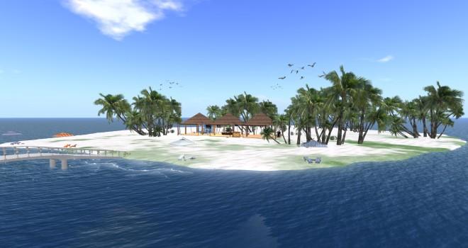 La Isla Bonita region on DigiWorldz.