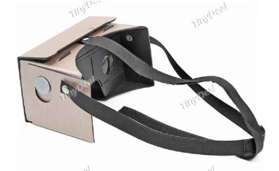 Leather VR cardboard