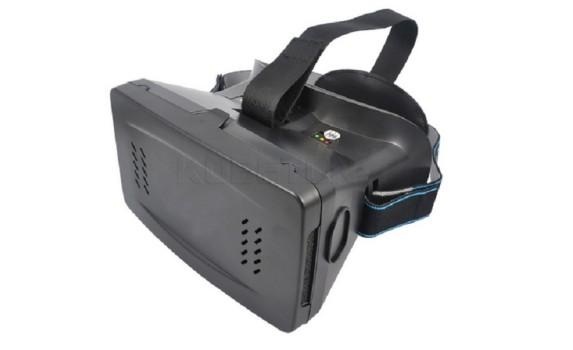 Polarized VR 3D
