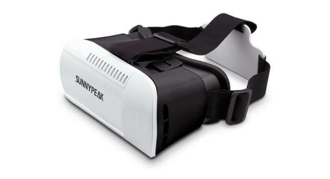 The official product image for the Sunnypeak headset.