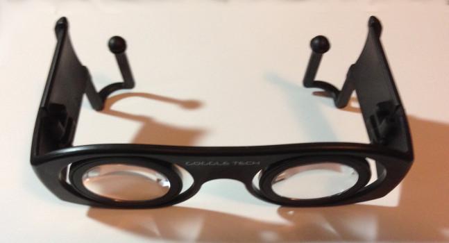 My Goggle Tech virtual reality headset.