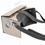 Leather VR cardboard square