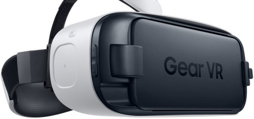 Samsung Gear VR for the Galaxy S6.