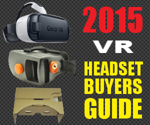 2015 VR Headset Buyers Guide