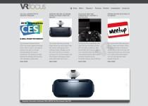 VR Focus website