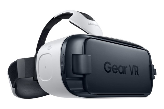 Samsung Gear VR for the Galaxy S6, the early Innovators Edition.