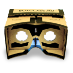 BoxGlass viewer square