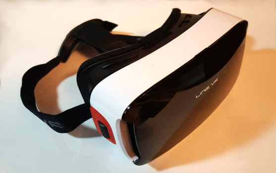 My LingVR headset.