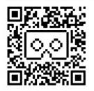 Sunnypeak headset basic black QR code
