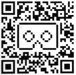 Teleport VR QR code