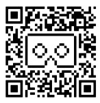 Unofficial Cardboard 2.0 Plus QR code