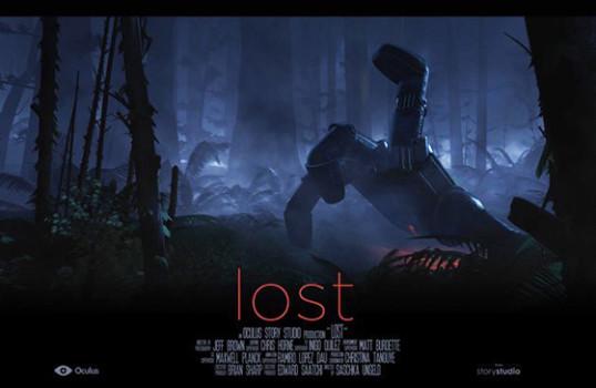 Oculus Story Studio's 'Lost.'