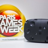 HTC's Vive wins Best Accessory at Paris Games Week. (Image courtesy HTC.)