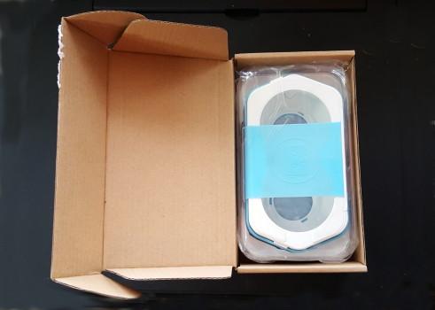 Dscvr virtual reality headset from I Am Cardboard.