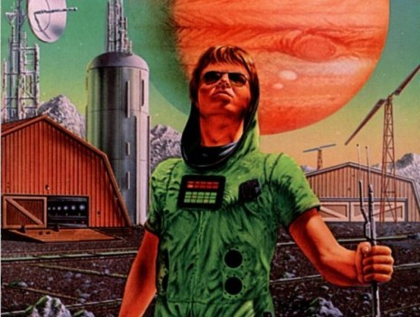 Cover of Robert Heinlein's Farmer in the Sky.
