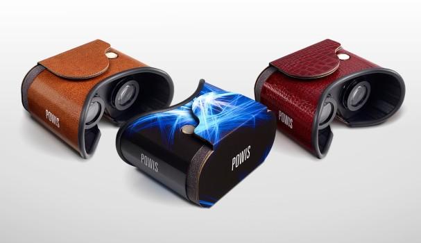 Powis virtual reality headsets.