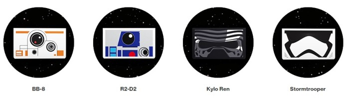 The four cases. (Image courtesy Verizon.)
