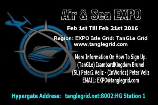 01 air & sea Poster