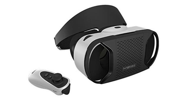 Baofeng Mojing 4 VR headset. (Image courtesy Baofeng Mojing.)