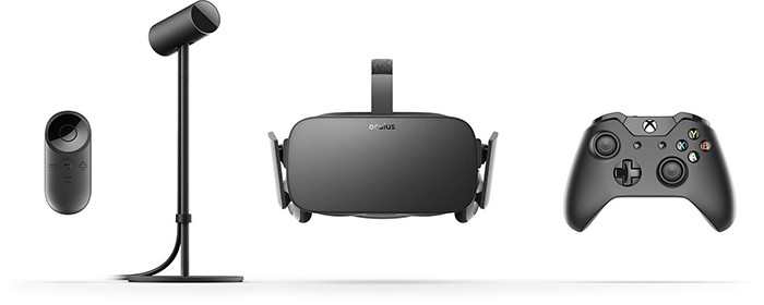 (Image courtesy Oculus Rift.)