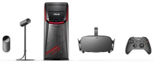 Asus Oculus bundle