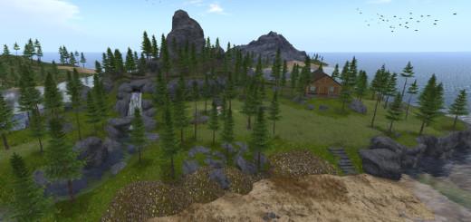 Kitely's new Evergreen Island starting OAR.