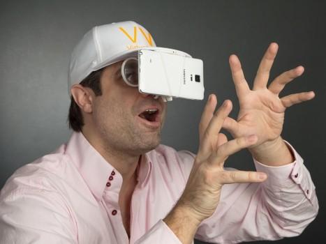 VirtualVizor Kickstarter